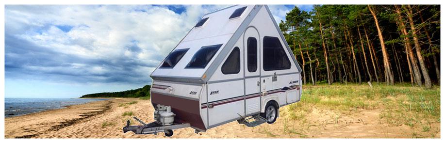 Avan A-liner Camper Trailer