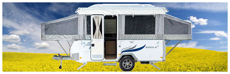 Jayco Eagle Camper Trailer