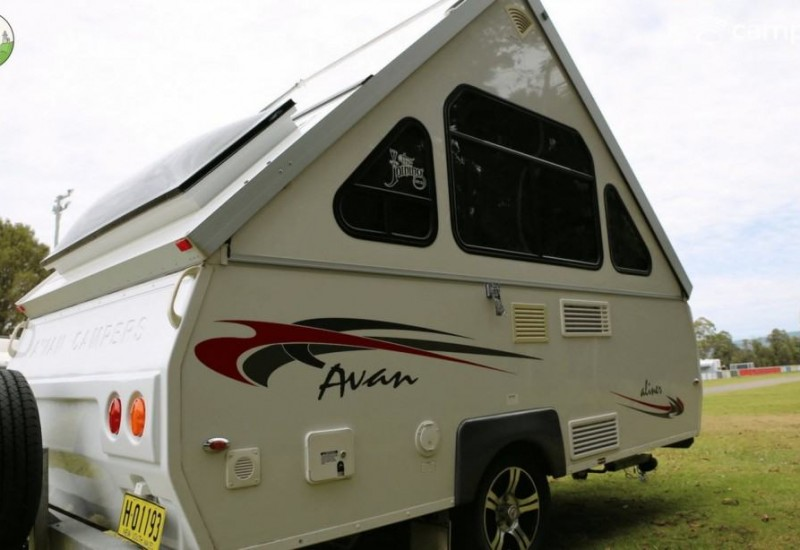 Modern Avan A-liner for hire