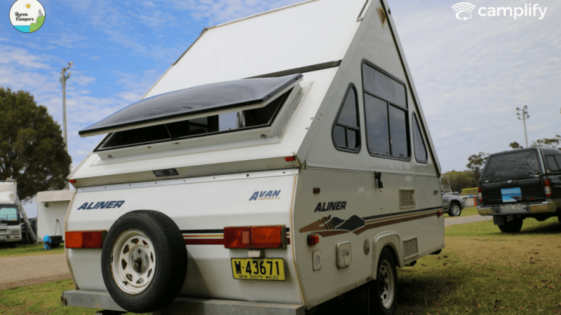 Avan A-liner for hire