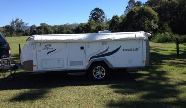 Jayco Eagle Camper Trailer for Hire