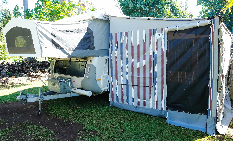 Coromal Camper for hire