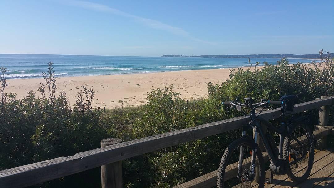 Camel Rock Beach camelrock bermaguinsw bermagui farsouthcoastnsw farsouthcoast bikeriding