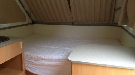 Avan camper trailer for hire
