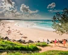 Byron Bay has wonderful beaches