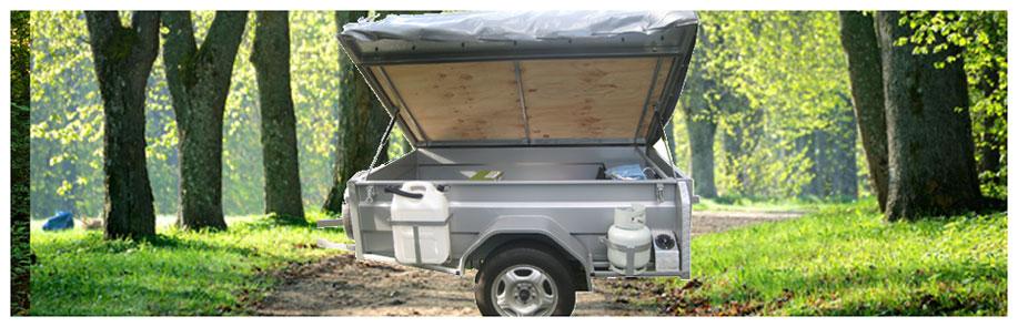 Customline camper for hire