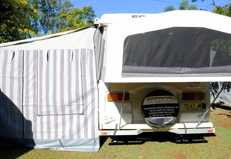Coromal Camper for hire